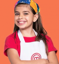 Laurinha Masterchef Jr